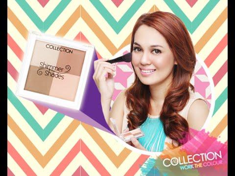 COLLECTION Cosmetics [Tutorial] bersama Nelydia Senrose