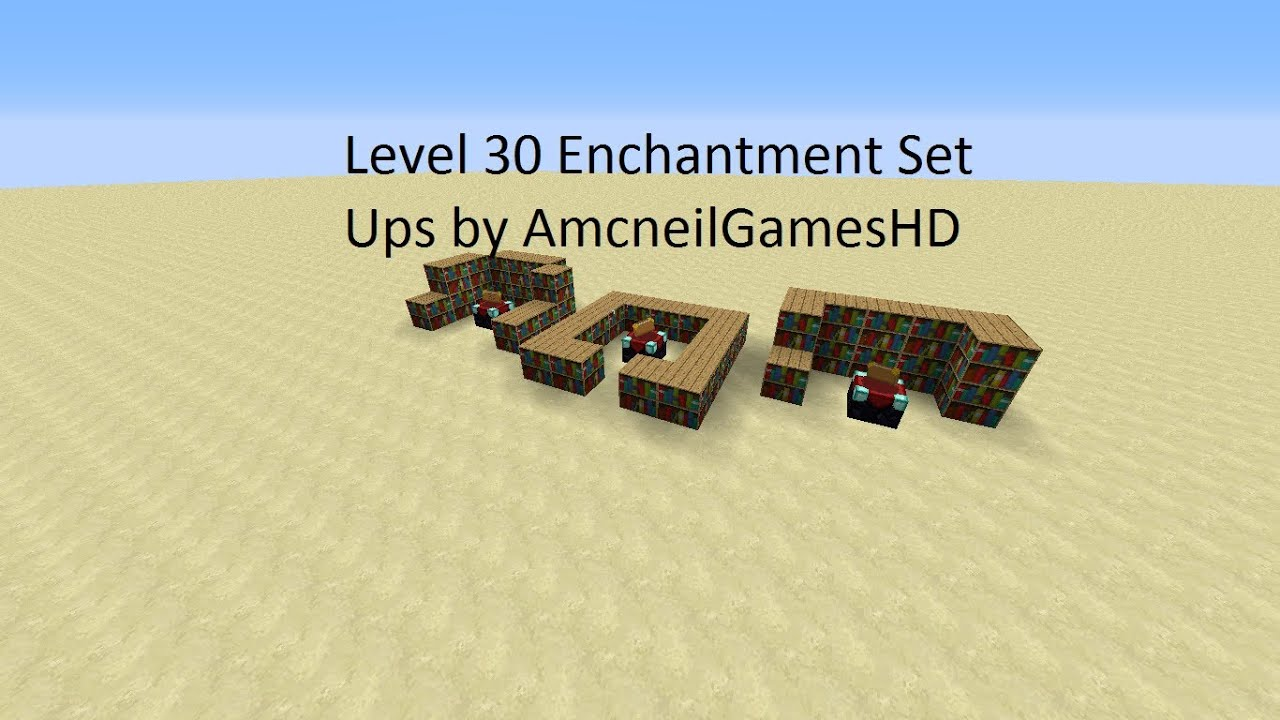 Minecraft pe enchanting table
