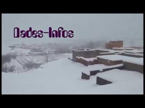 أوسيكس بامسمرير :80 سنتمتر من الثلوج عند السفح