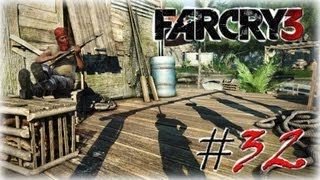 Far Cry 3. Серия 32 - Две последние вышки.
