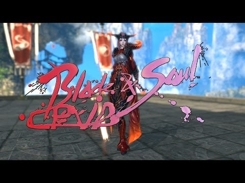 Краткий обзор классов Blade and Soul. Force Master
