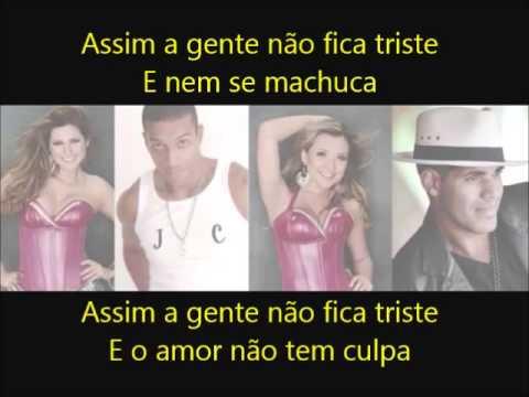 Liberta e Sampa Crew - O Amor Não Tem Culpa (Letra)