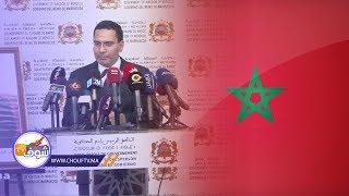 الخلفي:استفزازات البوليساريو في المنطقة الواقعة شرق الجدار محاولة يائسة مآلها الفشل إزاء تراكم إنجازات المغرب | خارج البلاطو