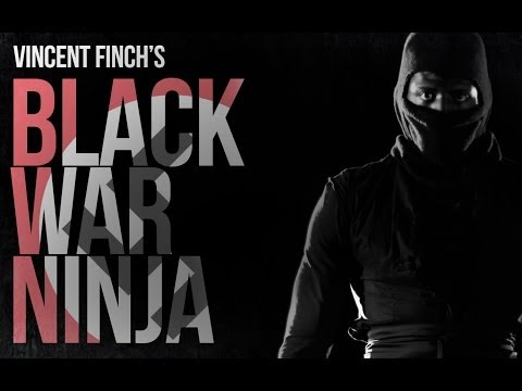 Black War Ninja (Official Trailer)