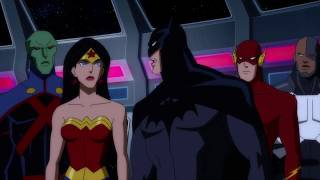 Justice League! Save the Earth!