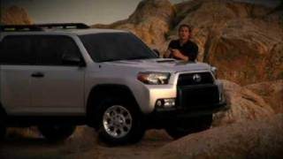 New Toyota 4Runner Limited 2010 Interior Video videos