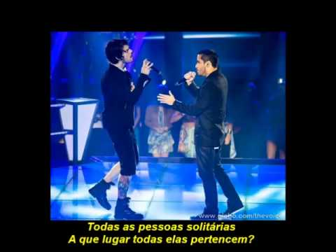 Rafael Furtado part. Nando Motta - Eleanor Rigby [Legendado PT/BR]