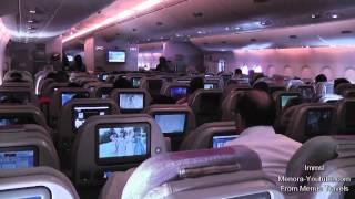Emirates A380- 800 Amazing Takeoff From Dubai To London