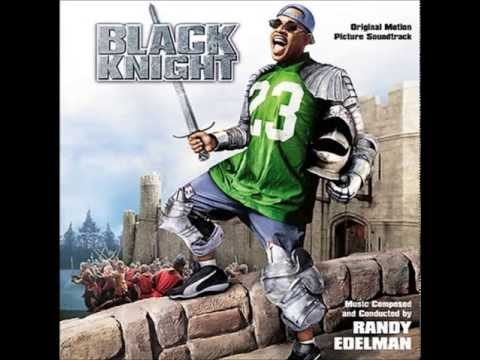 """Awesome Genius   once again Medieval Hood from the Soundtrack CD The Black Knight by Randy Edelman, Music from the soundtrack to """"Black Knight"""", composed by Randy Edelman. """"Black Knight"""" is a 2001 American comedy film directed by Gil Junger, and starring Martin Lawrence."""