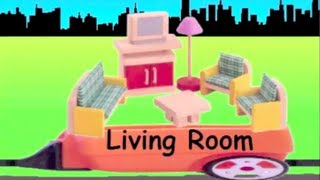 Learn House Train Learning House Items For Kids