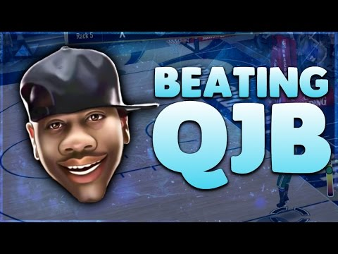 I BEAT QJB! IMPOSSIBLE 3 POINT CHALLENGE & SKILLS CHALLENGE! | NBA Live Mobile Gameplay