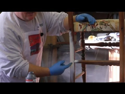 how to fix drips from spray painting furniture furniture restoration. Black Bedroom Furniture Sets. Home Design Ideas