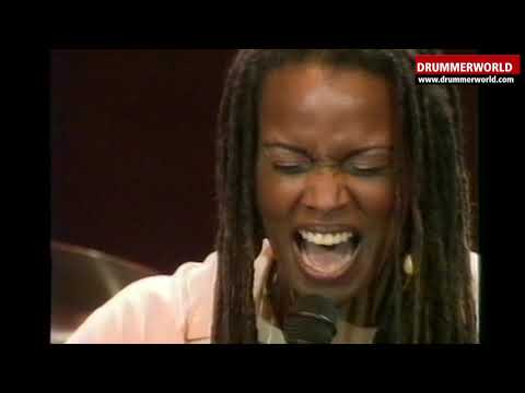Terri Lyne Carrington - Dianne Reeves: PART II
