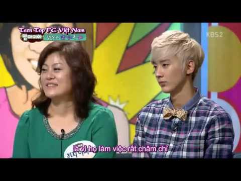 [Teen Top FC Viet Nam][Vietsub] 130908 Chunji Mamma Mia Cut