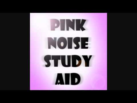 Study Aid 7 - Pure Pink Noise (Without Brain Entrainment Frequencies)