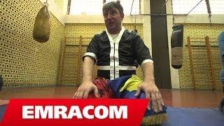 Humor Gezuar me Ujqit 2014 -  Karate Katunqe