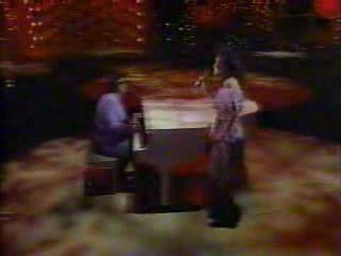 Marilyn McCoo and Ronnie Milsap duet on Solid Gold