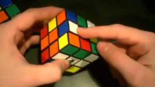 How To Solve The Rubik's Cube In Under One Minute: Part 1