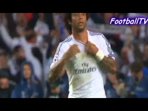 Marcelo Vieira ▶ Amazing Player , Brazilian Star 2014