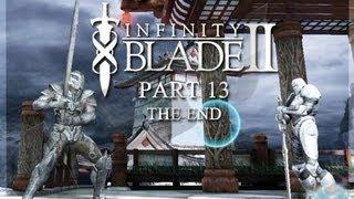 INFINITY BLADE II WALKTHROUGH (THE END)