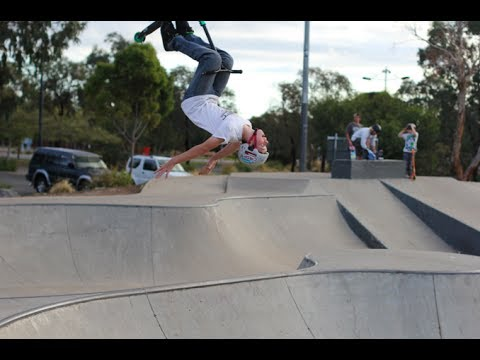 The Seaford Skate Park Extension Video