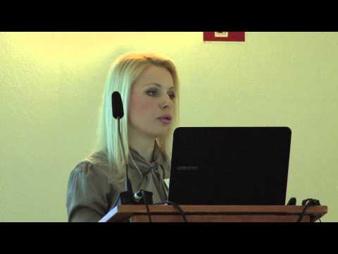 Berlin 03: Irina Makarenko - Secretary, Black Sea Commission Permanent Secretariat