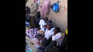 Ethiopian homeless in Yemen - forgotten by their own country and the world (video)
