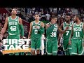 How does Gordon Hayward s injury impact the Eastern Conference First Take ESPN