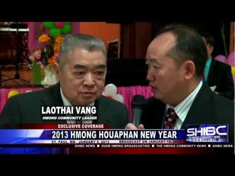 Suab Hmong News:  2013 Hmong Houa Phan New Year Celebration