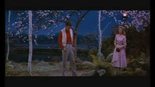 Carousel 1956 If I Loved You Duet.