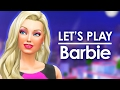 Let s Play The Sims 4 Barbie TODDLER TANTRUM S03E11