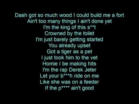 T-Wayne - Nasty Freestyle Lyrics (Clean HD)