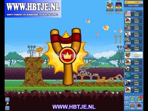 Angry Birds Friends Tournament Week 104 Level 6 high score 165k (tournament 6)