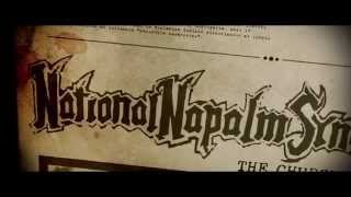 NATIONAL NAPALM SYNDICATE - The Church Of The Rat (Lyric Video)