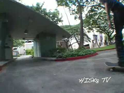 HAWAII SKATEBOARDING MEDIA
