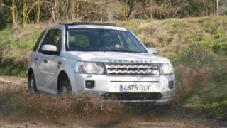 Prueba de Portalcoches.net del Land Rover Freelander 2