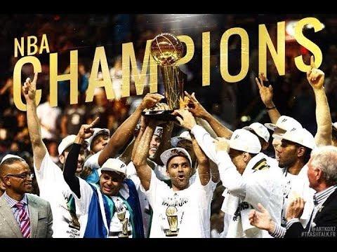 NBA Finals 2014 - Spurs/Heat Mix