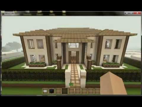 تصاميم بيوت ماين كرافت