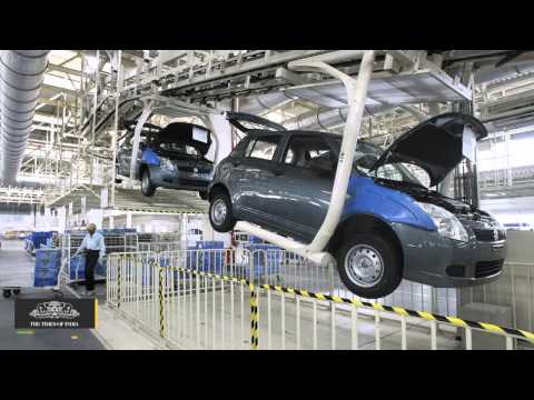 Maruti Shares Up 6% On June Sales Number - TOI