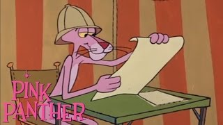 "The Pink Panther In ""Pink Sphinx"""