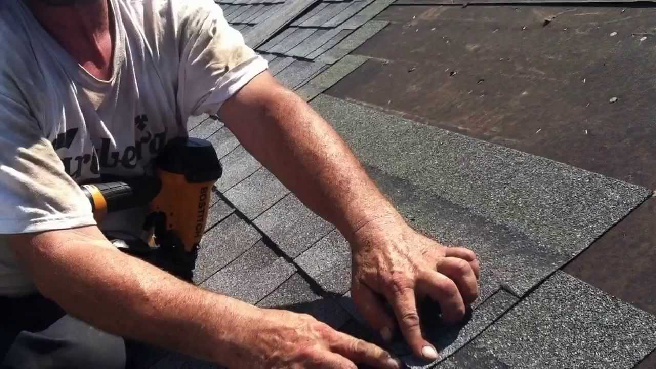 Seaside Heights Roofers How To Properly Nail Install Gaf