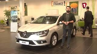 Автомобіль Року 2018 | Номінант: Renault Megane Sedan. Первый Автомобильный канал.
