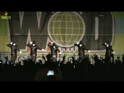 Jabbawockeez [HD] | World of Dance 2010 (Pomona, CA)