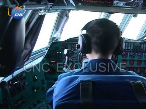 Chinese planes search southern Indian Ocean for MH370