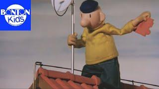 Pat a Mat - Opravují střechu