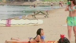 Las mejores bromas en la playa