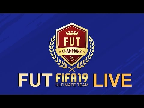 FUT CHAMPIONS WEEKEND LEAGUE - FIFA19 NEARLY THERE