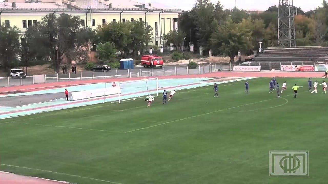 Лучшие голы летне-осенней части Первенства ПФЛ-2014/2015