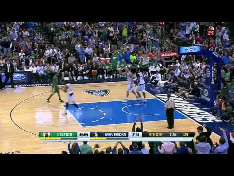 Boston Celtics vs Dallas Mavericks | March 17, 2014 | NBA 2013-14 Season