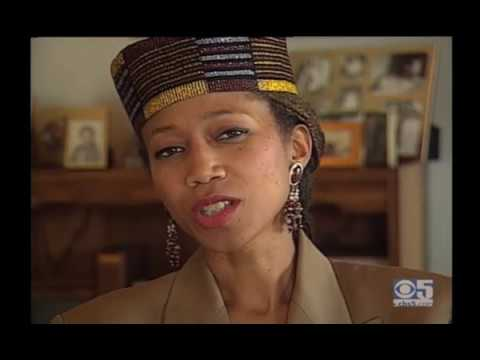 Attallah Shabazz | Interview with actress and author Attallah Shabazz, who discusses her father Malcolm X